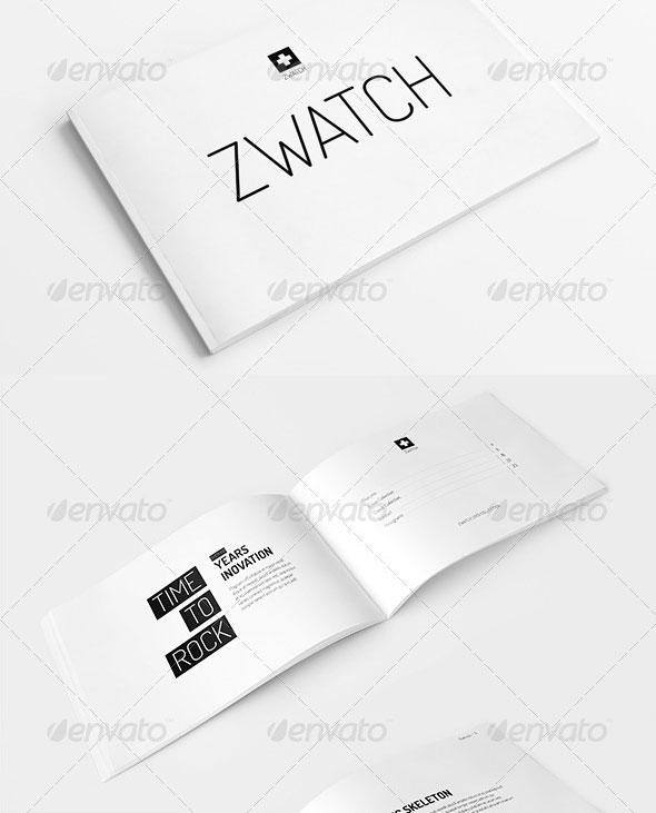 Minimal Watch Catalog