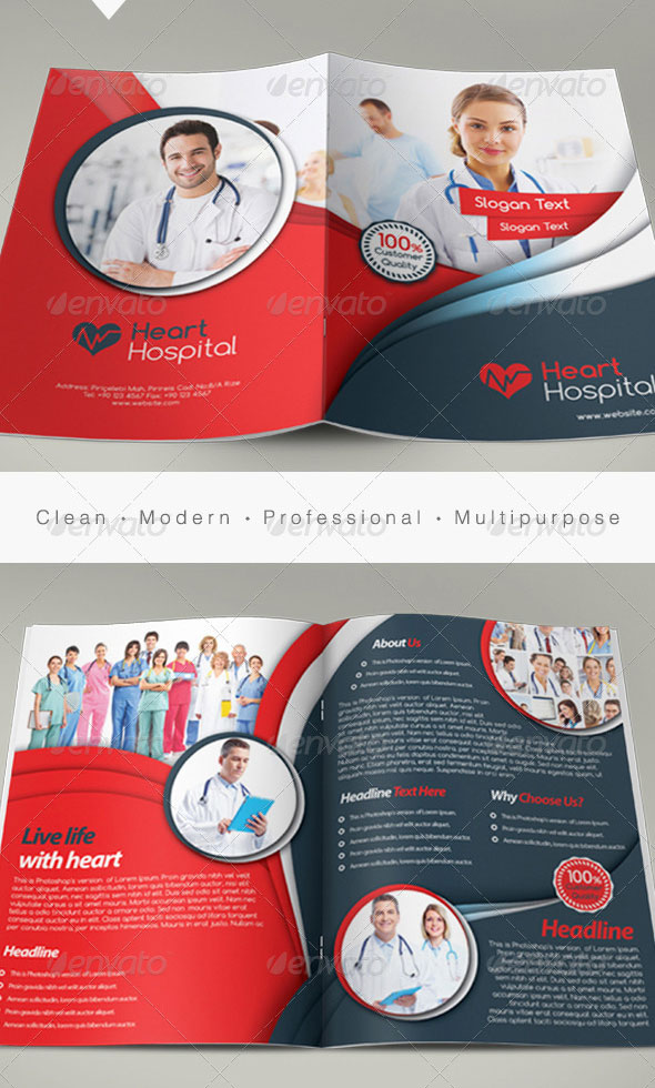 awesome brochure templates - 34 super awesome psd brochure design templates web