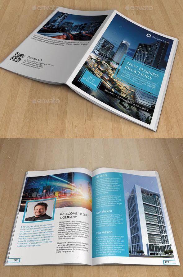 Corporate Bifold Brochure-V181