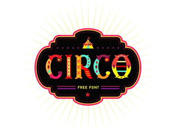 CIRCO | Free Font