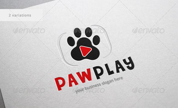 Paw Play Logo