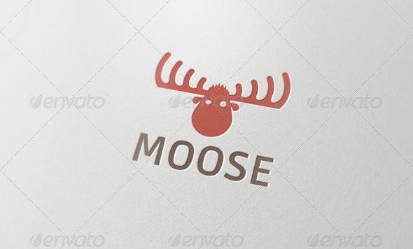 Moose - Logo Template
