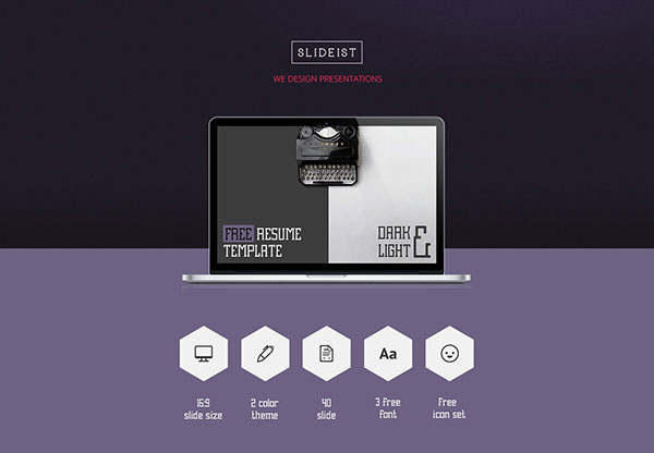 Free Powerpoint  Keynote Templates  Web  Graphic Design