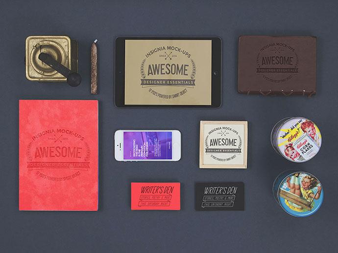 Designer Essentials Hero Mock-ups