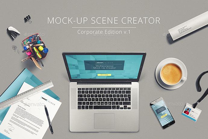 Multipurpose Mock-Up Creator