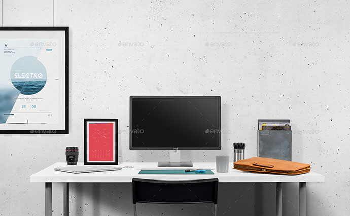 Macbook - Desktop Mockup Creator