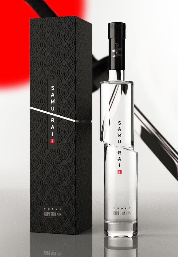 Vodka SAMURAI