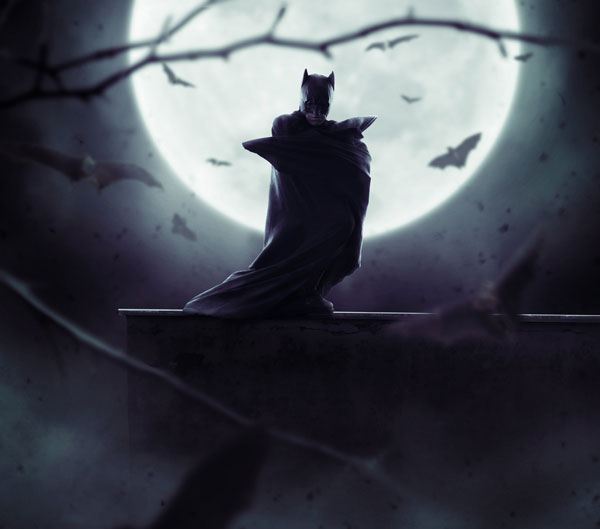 dark batman