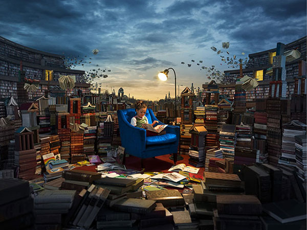 This is How Photoshop Artist Erik Johansson Creates His Mind-Bending Images