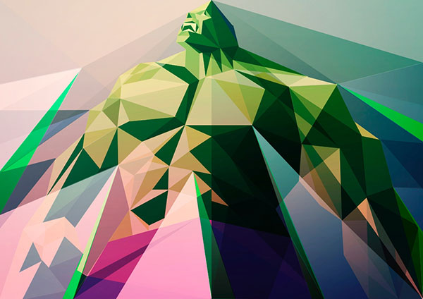 12 tips for creating geometric vector graphics and art