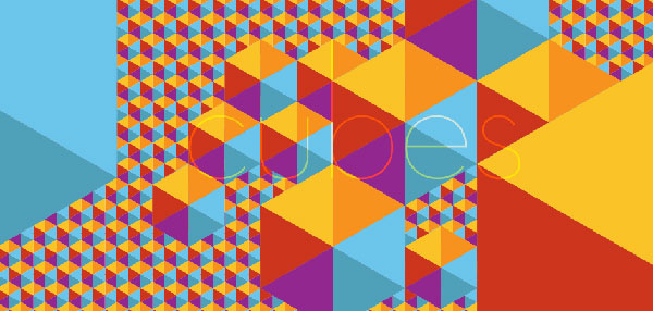 Creating geometric patterns in Illustrator