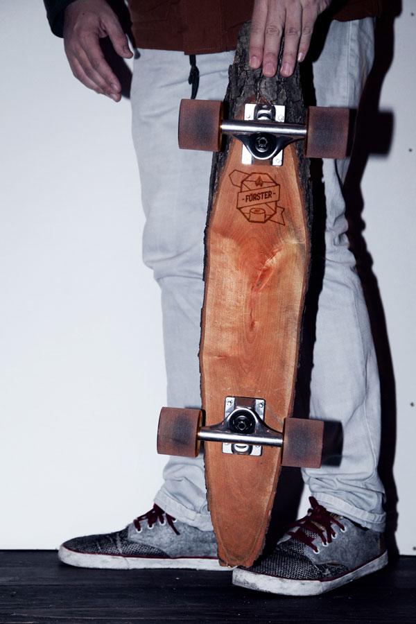 Förster - Skateboard by MARCO & SVEN