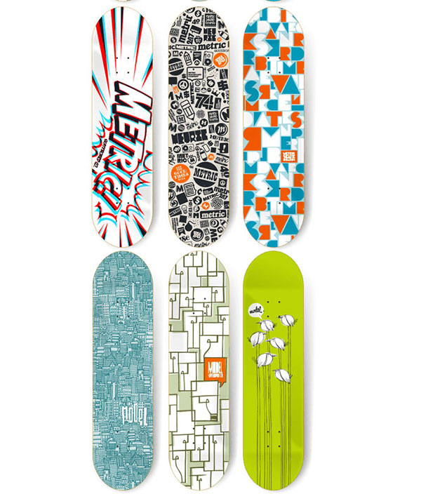 Skateboard Artwork