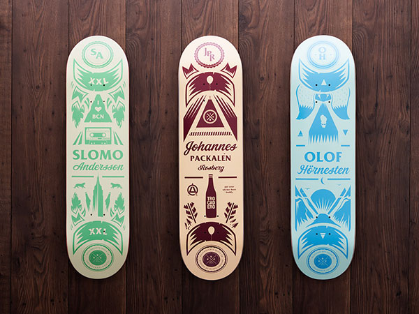 kaleidoscope Skateboards