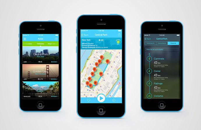Fitrip App