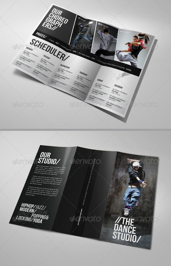 25 Top Notch Psd Tri
