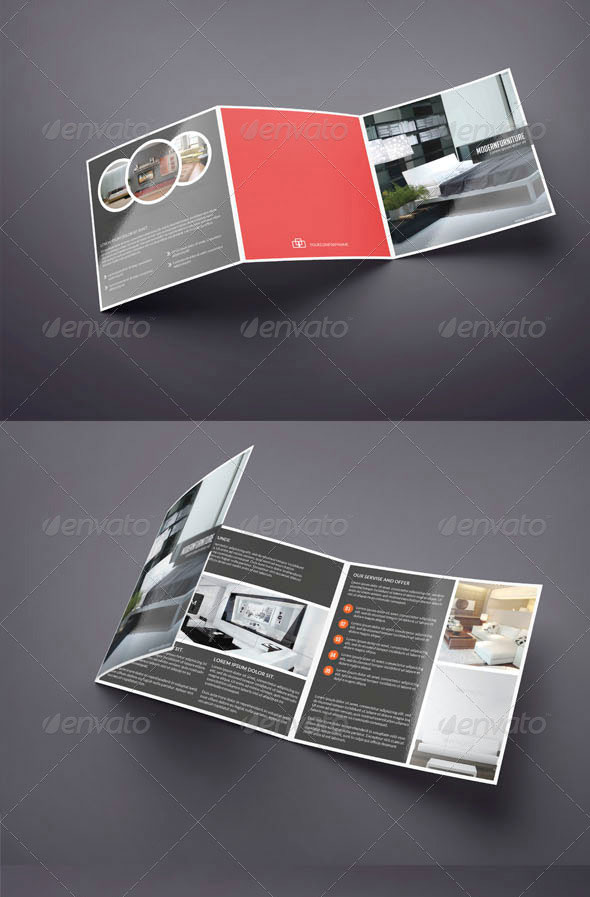 25 Top Notch Psd Tri Fold Brochure Templates For Business Web