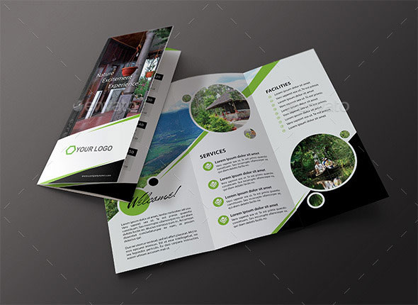 tri fold brochure template photoshop - 25 top notch psd tri fold brochure templates for business