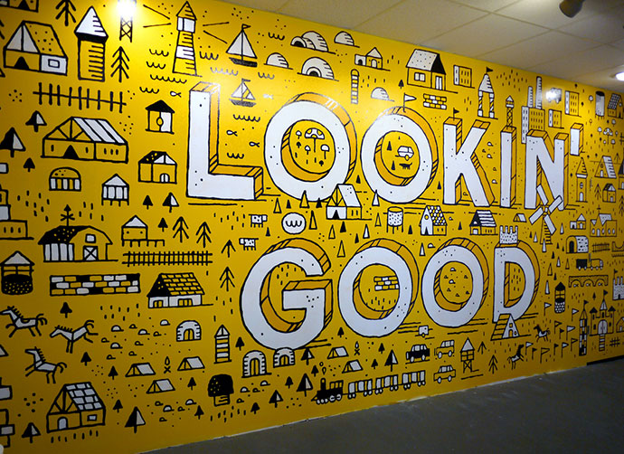 Attractive Wall Art Typography Gallery - Wall Art Design ...