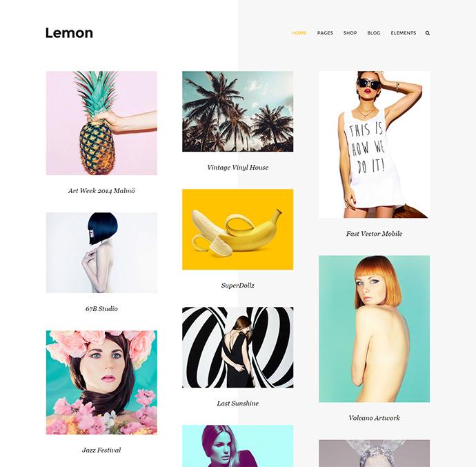 capri WordPress Themes