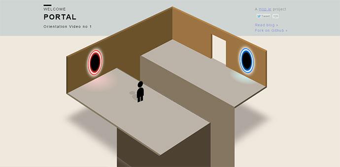 portal CSS