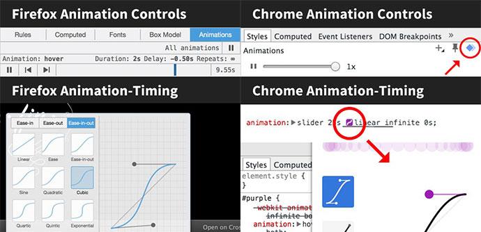 Debugging CSS Keyframe Animations