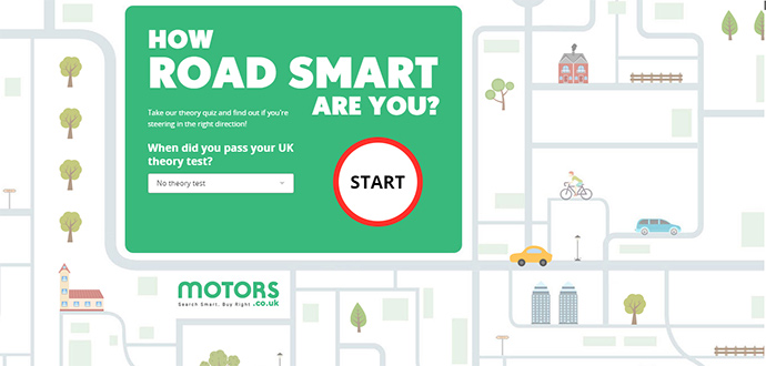 How Road Smart Are You?