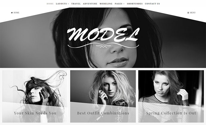 Fashion WP Blog Theme