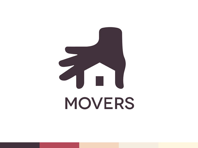 Movers Logo Design