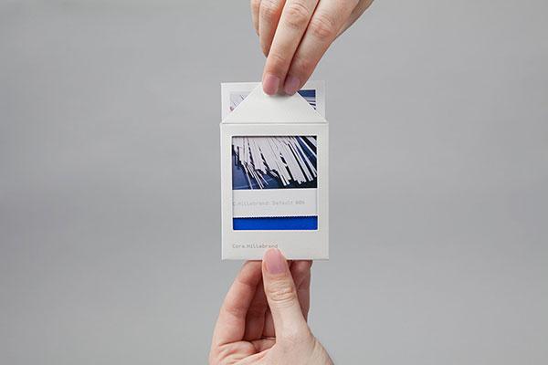 20 outstanding mini portfolio designs web graphic design bashooka mini portfolio business card reheart Images