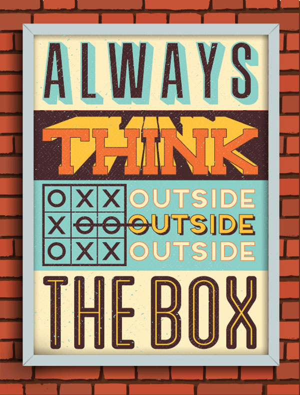Retro Vintage Motivational Quotes // PART I
