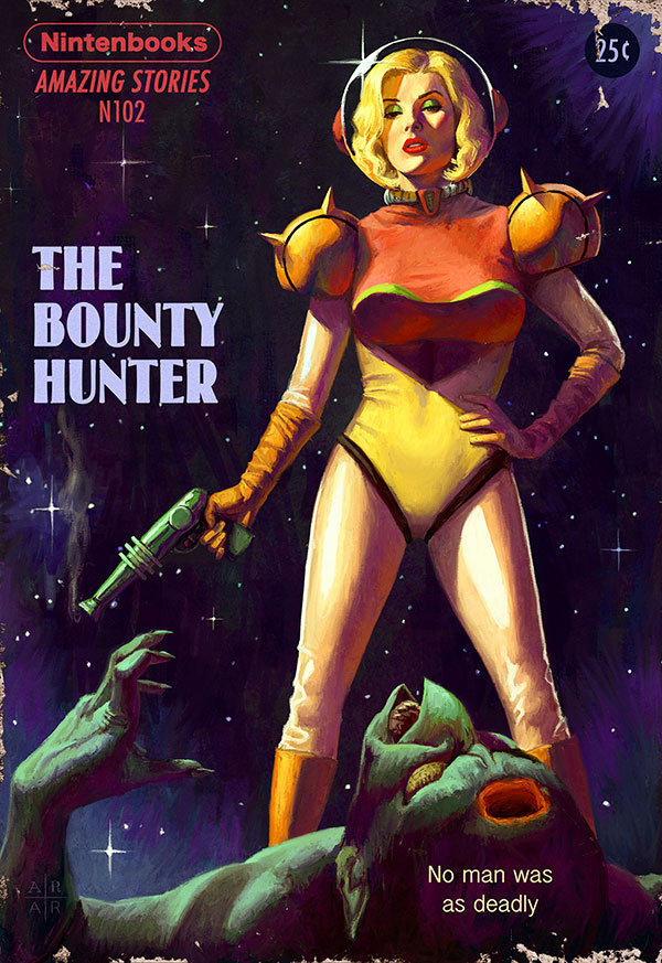 PulpNintendo - The Bounty Hunter