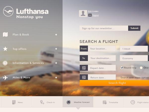Lufthansa - Concept