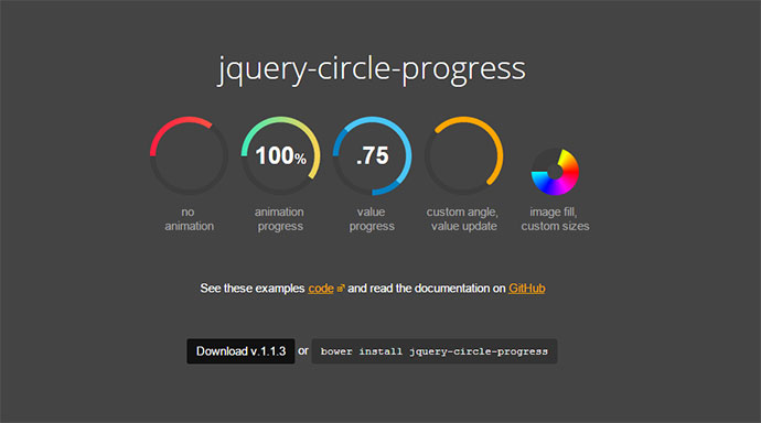 circle progress