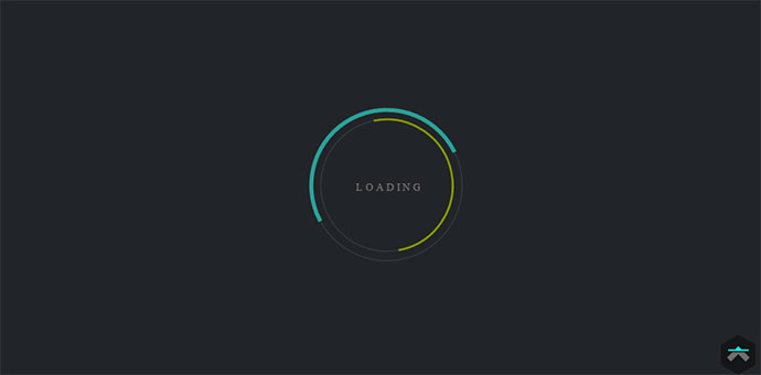 27 Mind-Blowing CSS and SVG Loaders - Bashooka