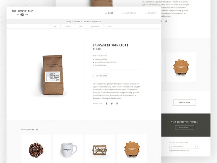 Simple Product Overview