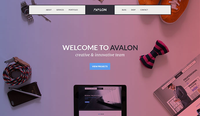 Avalon Creative Studio Freebie