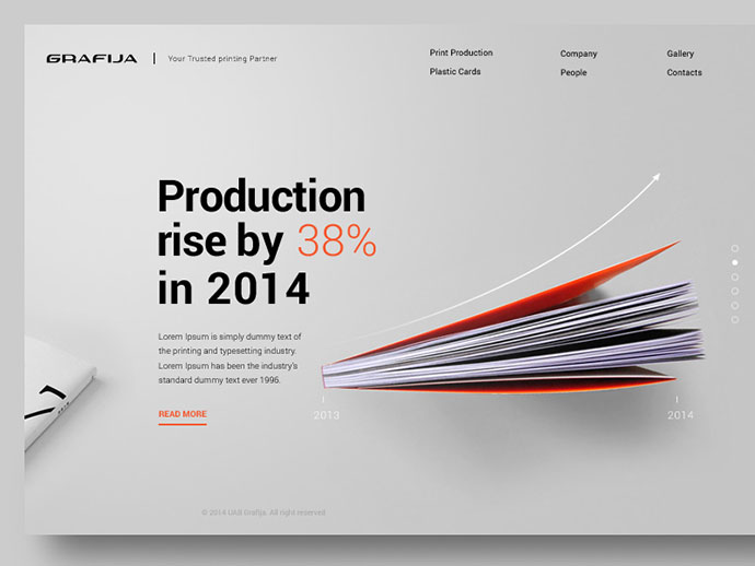 Print House website - WIP