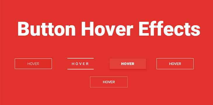 20 really cool css hover effect tutorials  u0026 examples