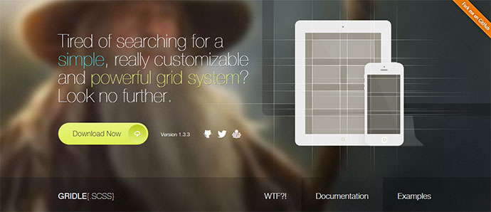 Tired of searching for a simple, really customizable and powerful grid system?