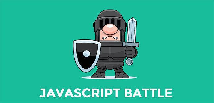 Javascript battle