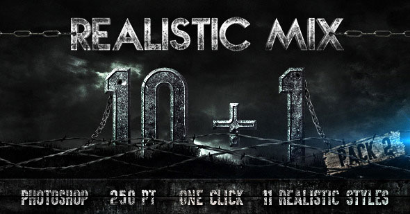 Realistic Styles Pack #2