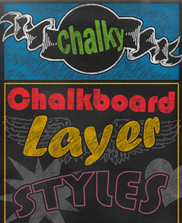 Chalk Styles