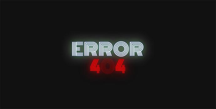 no vacancy 404