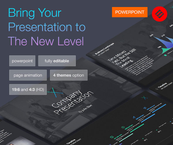 20 animated powerpoint templates to spice up your presentation web the x note volume 2 powerpoint template toneelgroepblik Choice Image