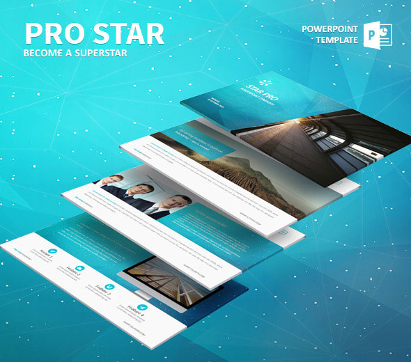 ProStar - PowerPoint Template