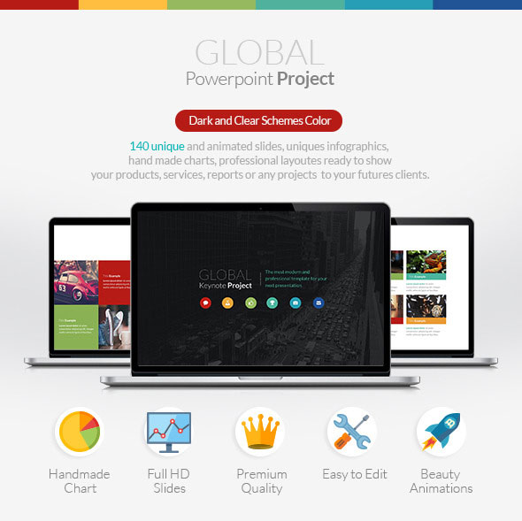 Global Project | Powerpoint Presentation