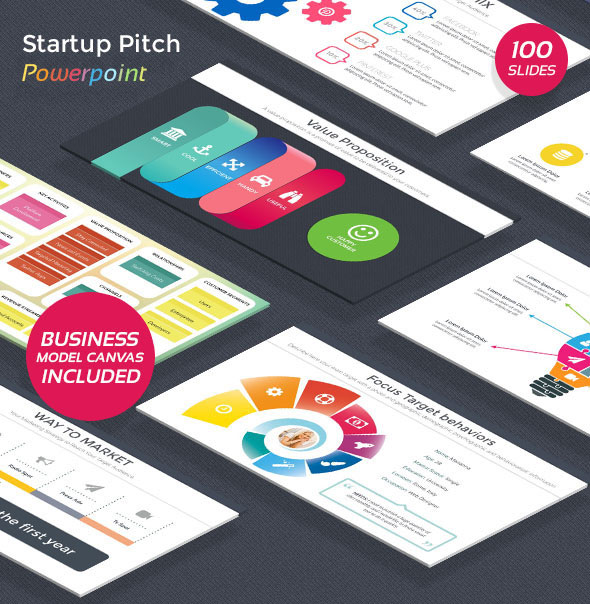 Startup Pitch PowerPoint