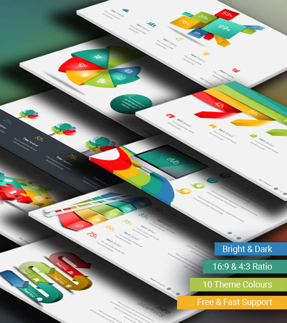 20 animated powerpoint templates to spice up your presentation evo template toneelgroepblik Choice Image