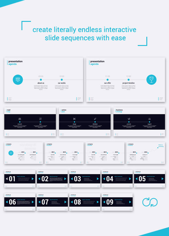 20 animated powerpoint templates to spice up your presentation web simplicity premium and easy to edit template toneelgroepblik Image collections